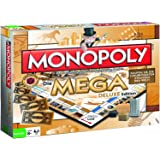 Winning Moves 42884 – Monopoly Mega Deluxe
