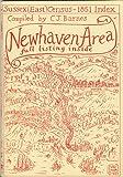 East Sussex Census - 1851 Index: Newhaven area, HO107 1643 Fols.601-871 (End) v. 23
