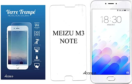 3 opinioni per Meizu M3Note, pellicola di protezione in vetro temprato per Meizu M3Note/M3E