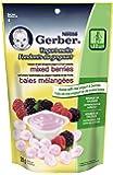 Gerber Mixed Berry Yogurt Melts, 28g (7 pack)
