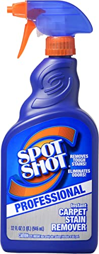Spot Shot WD-40 Prof Instant Carpet Stain Remover