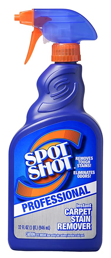 Buy Spot Shot 009729 Professional Instant Carpet Stain Remover, 32 oz.  Trigger Spray Online at Low Prices in India - Amazon.in