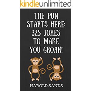 The Pun Starts Here: 325 Jokes To Make You Groan!