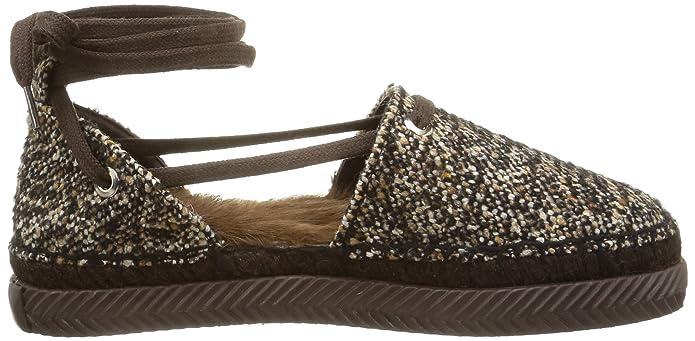 Xanthium-Tweed - Zapatos para Mujer, Color Tweed, Talla 37 Castaner