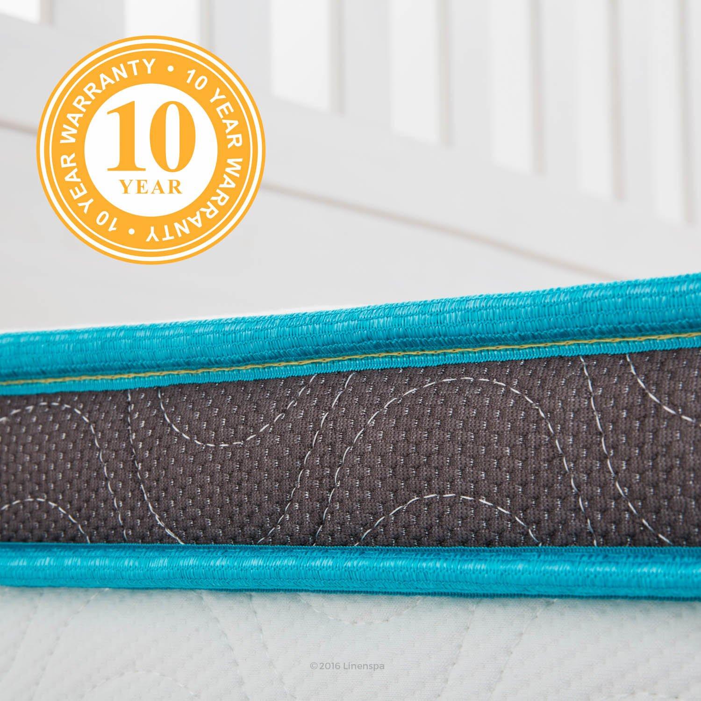LinenSpa 8'' Memory Foam and Innerspring Hybrid Mattress, Twin XL by Linenspa (Image #6)