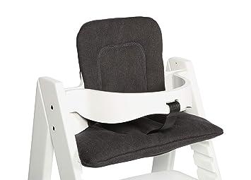 Kidsmill Hochstuhl Zubehör ~ Sitzpolster hochstuhl kidsmill up anthrazit polster amazon baby