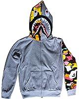Unisex Pullover 3D Affe Hoodie Kapuzenpullover Kapuzen-Sweatshirt mit Samt