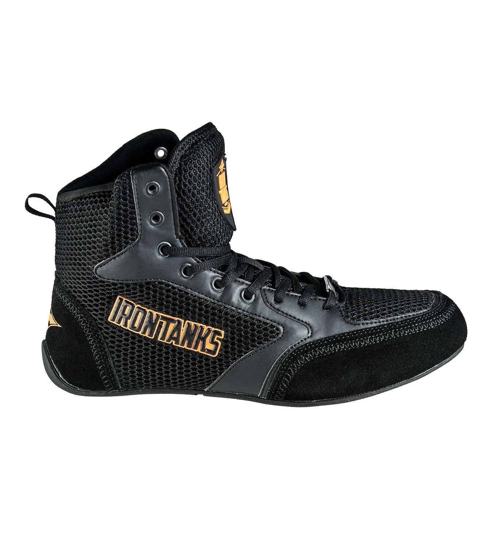 e851a941daefc Amazon.com: Iron Tanks Titan Gym Shoe: Sports & Outdoors