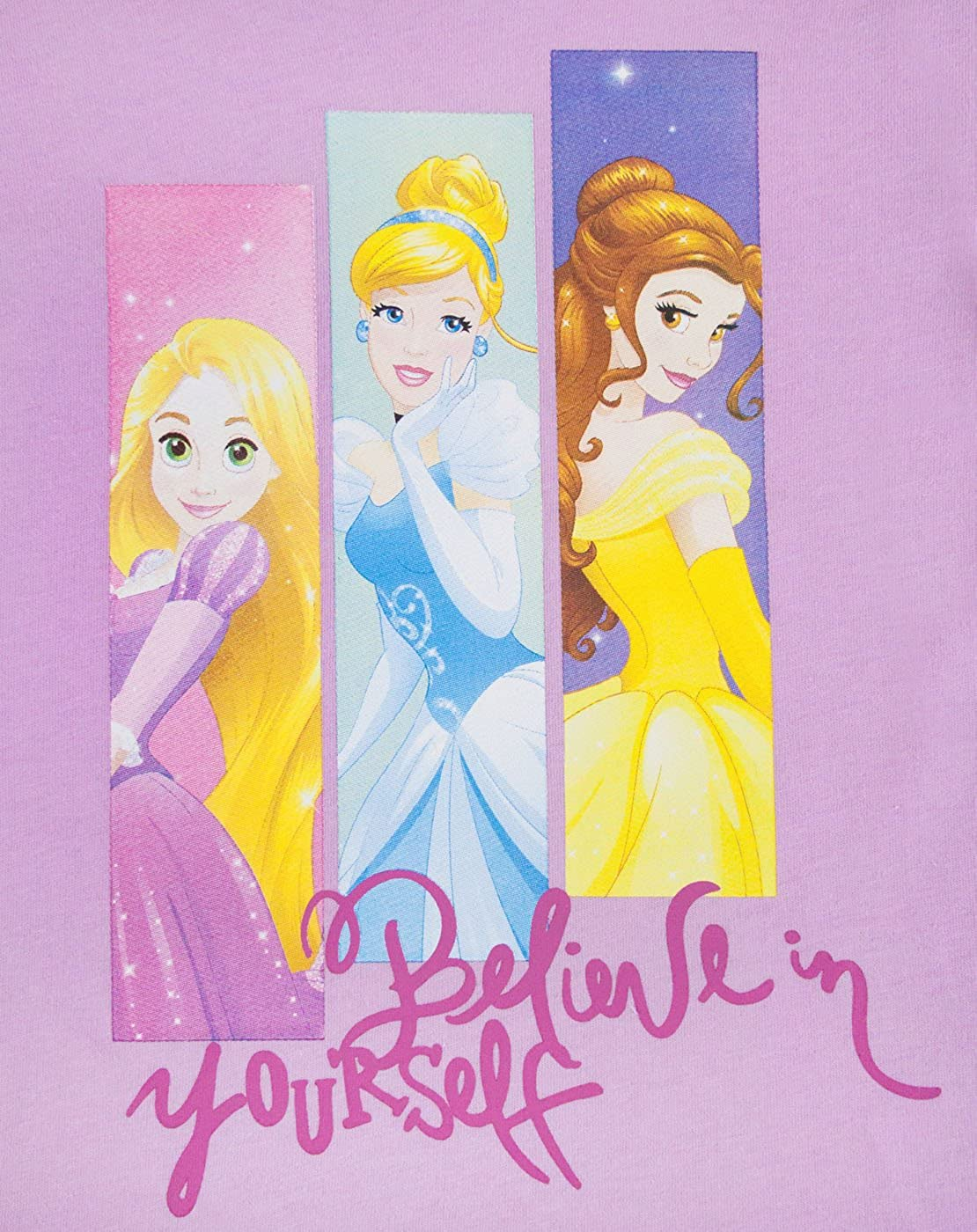 Disney Princess Believe Girls Pyjamas