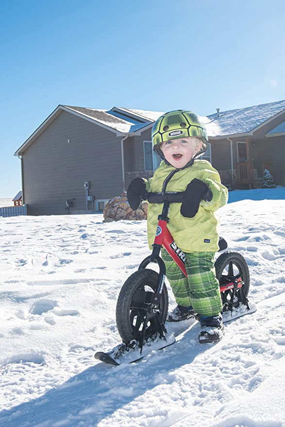 ebf2bc126c51 Amazon.com   Strider - Snow Ski Set for Balance Bikes   Sports Outdoors    Sports   Outdoors