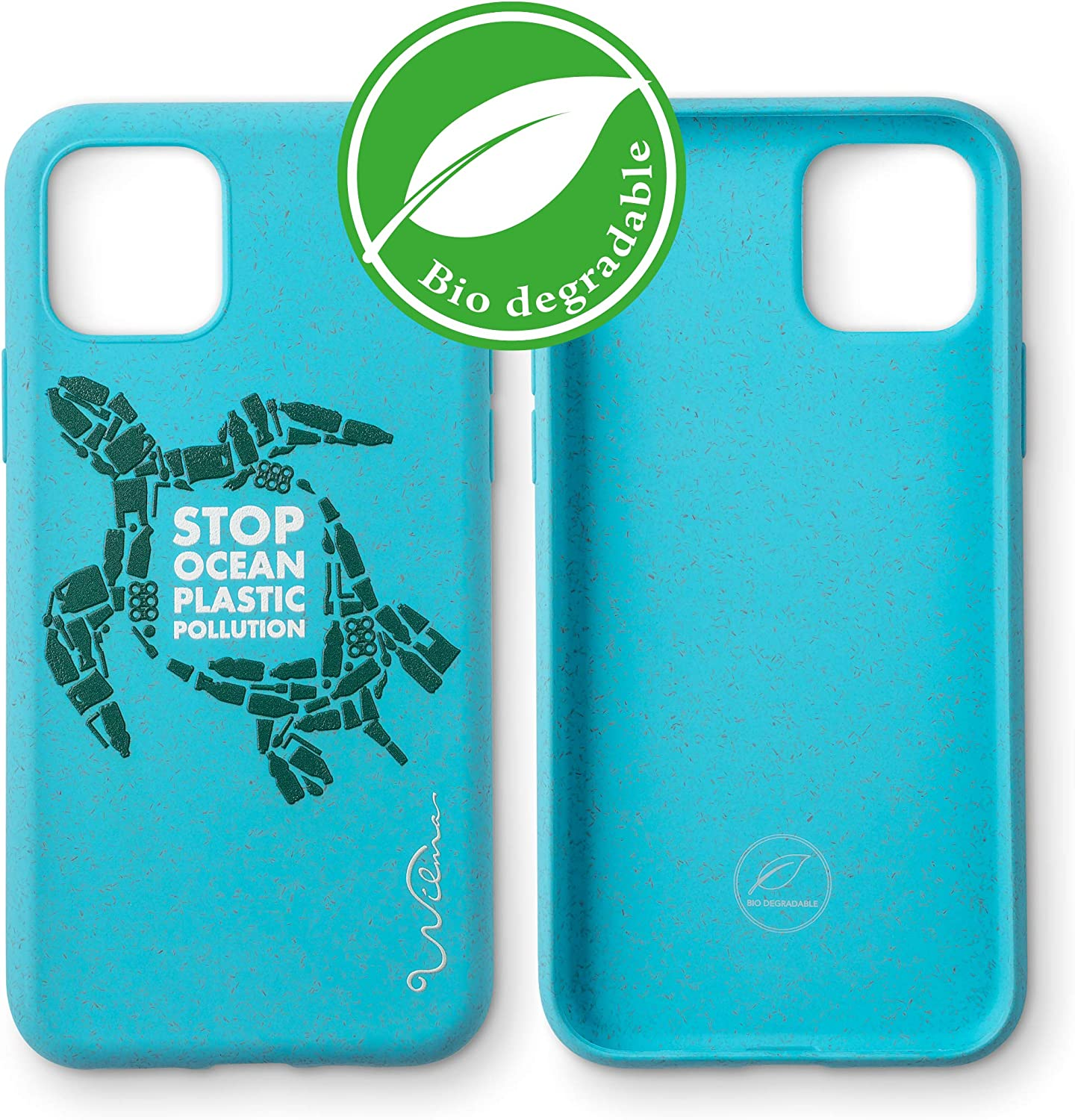 Funda Biodegradable Ecológica Wilma Compatible con iPhone 11, Stop ...