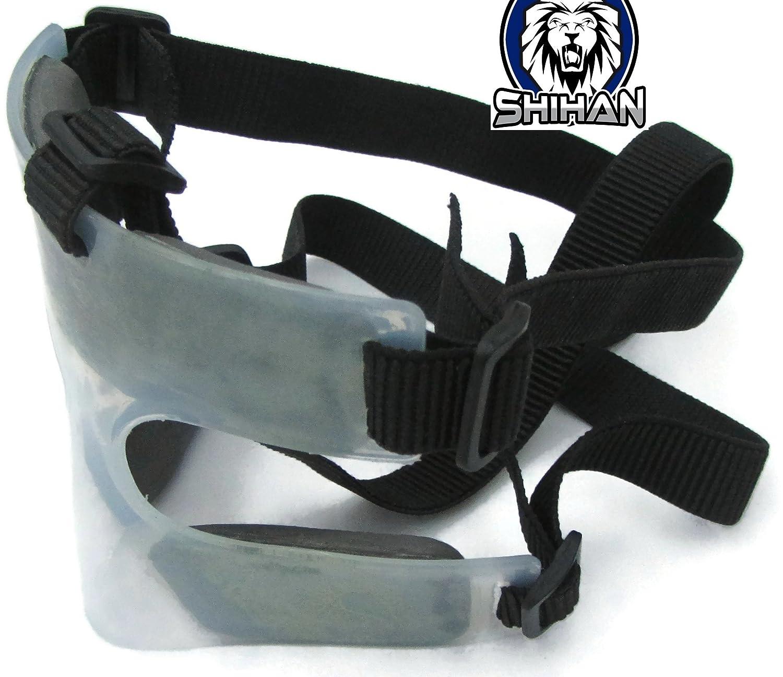 Shihan Jaula Lucha BJJ Nariz Guard, MMA, lucha, Rugby, Judo, lucha, Marines Entrenamiento Budo Protección de la nariz SHIHAN POWER-SPORTS LTD nose guard