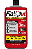 FlatOut 20130 Tire Sealant (Sportsman Formula), Great for ATVs, UTVs / Side-by-Sides, Golf Carts, Dirt Bikes, Off-Road…
