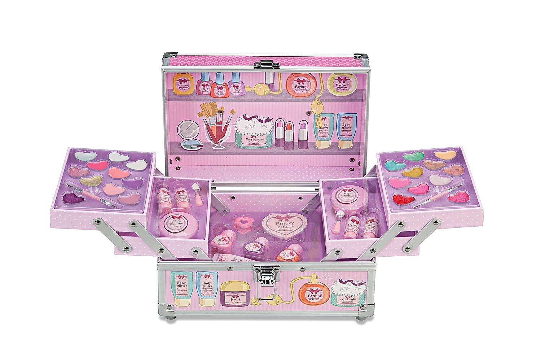 d9734f14f Make Up Set, maletín de maquillaje infantil (Imaginarium 58381): Amazon.es:  Juguetes y juegos