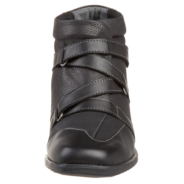 Spring Step Women's Allegra Ankle Bootie B002E9HOUE 6.5-7 37 M EU / 6.5-7 B002E9HOUE B(M)|Black 3ef9f2