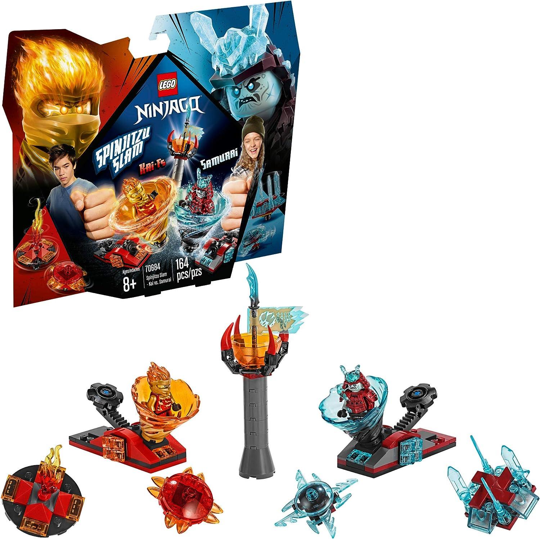 New Ninjago LEGO® Blizzard Warrior Samurai Minifigure 70671 70676 70684 Genuine