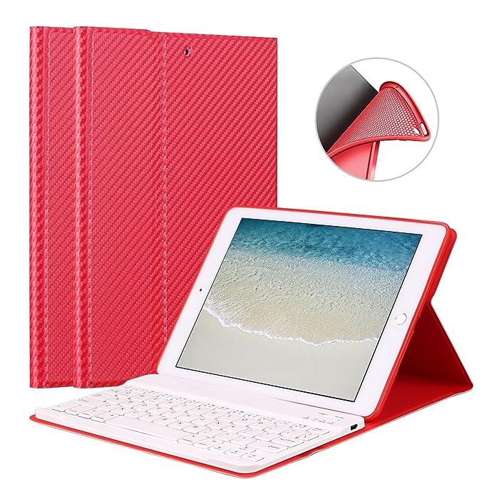 3 opinioni per GOOJODOQ Custodia per Tastiera per iPad