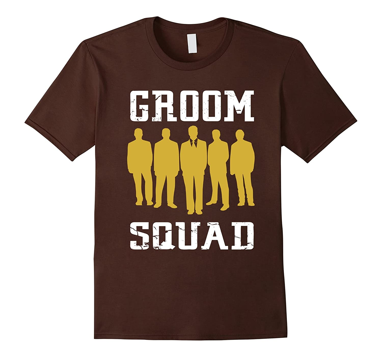 Groom squad t shirt black and gold groomsmen shirt rt for Bucket squad gold shirt