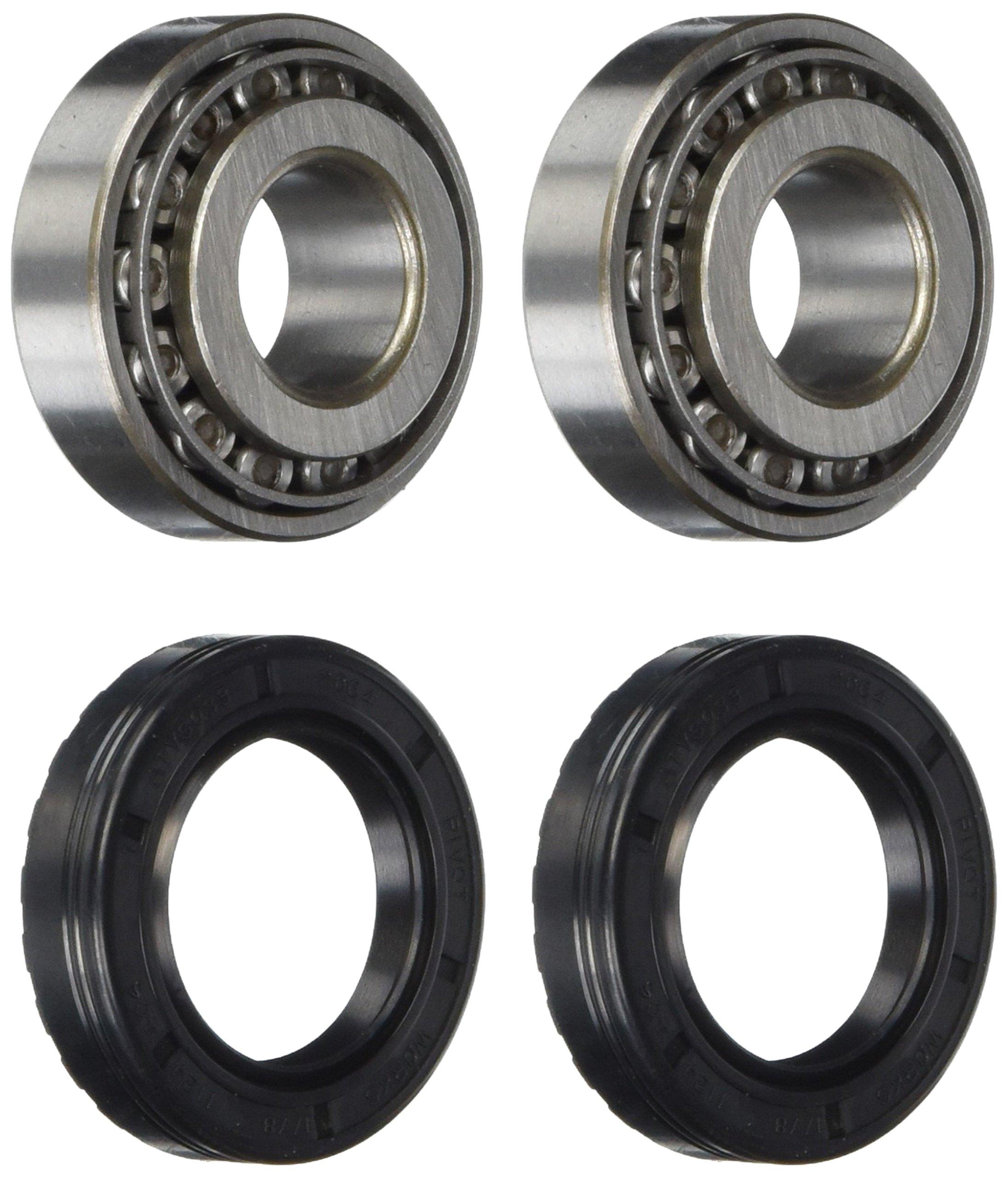 Pivot Works PWRWS-HD01-000 Rear Wheel and Seal Kit