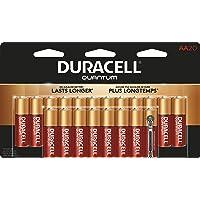Duracell Quantum AA Alkaline Battery 20 count