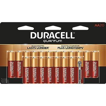 Amazon.com: Duracell Quantum QU1500B12Z11 Alkaline