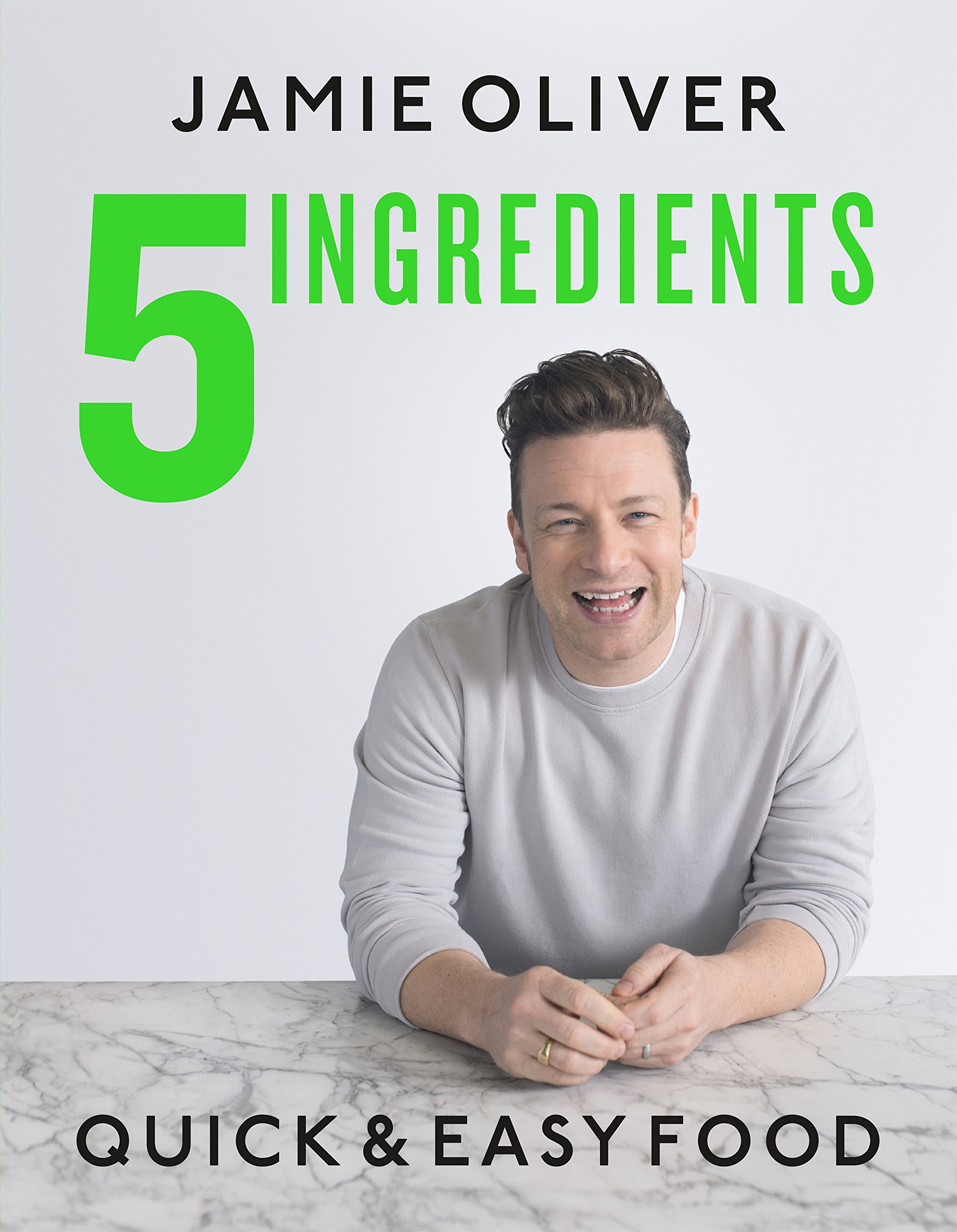 5 Ingredients Quick Easy Food product image