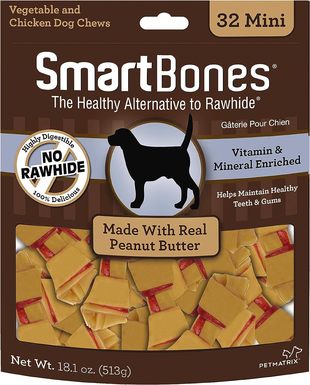 SmartBones Rawhide-Free Dog Chews