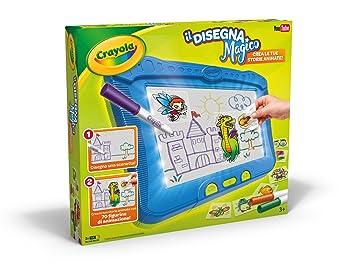 Crayola 25-6701 - El Disegnamagico