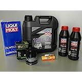 /Ölfilter HIFLOFILTRO f/ür TGB Target 550 4X4 IRS LOF 2010-2011 38,1 PS 28 kw