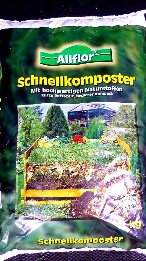 5 kg allflor compostador rápido acelerador.: Amazon.es: Jardín