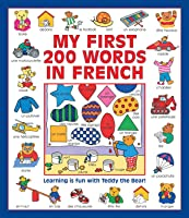 My First 200 Words In French (giant Size):