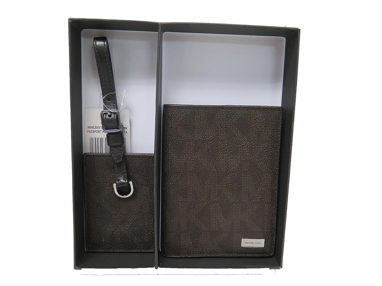 598ca1c81549 Michael Kors Luggage Tag   Passport Case Travel Box Set  Amazon.ca  Shoes    Handbags