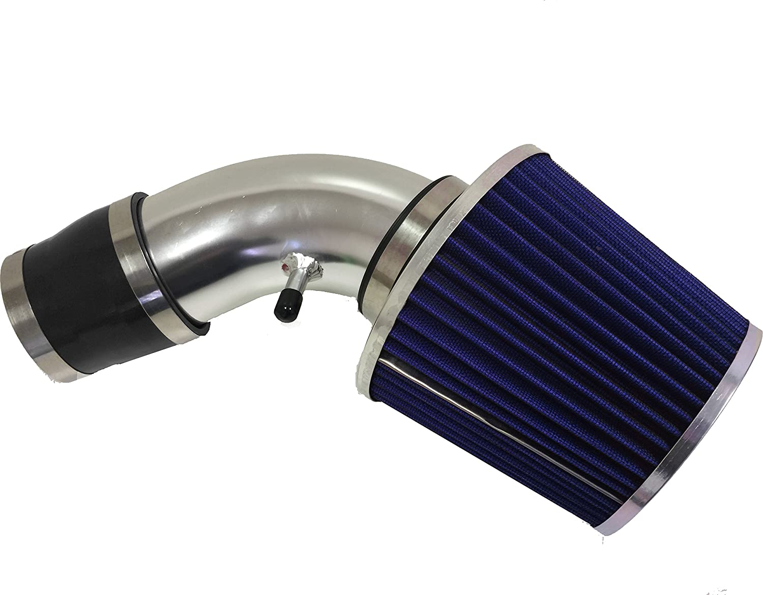 Red Filter /& Accessories 2000 2001 2002 2003 2004 2005 Chevy Impala Monte Carlo 3.4L V6 Full Air Intake Filter Kit System