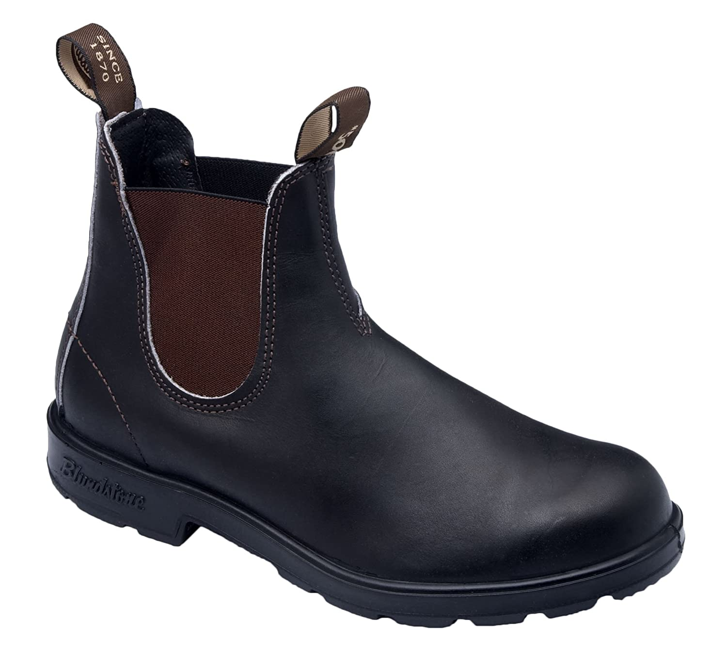 Blundstone Classic, Escarpines Unisex Adulto, Marrón (Stout Brown),48 EU|Marrón (Stout Brown)