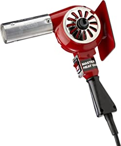 Master Appliance, HG-501A-MC, Heat Gun, 500 to 750F, 14A, 23 cfm, Red