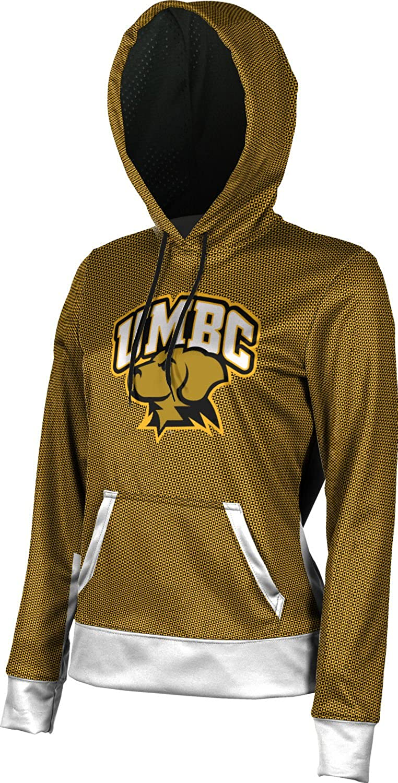 Embrace University of Maryland Baltimore County Girls Pullover Hoodie School Spirit Sweatshirt