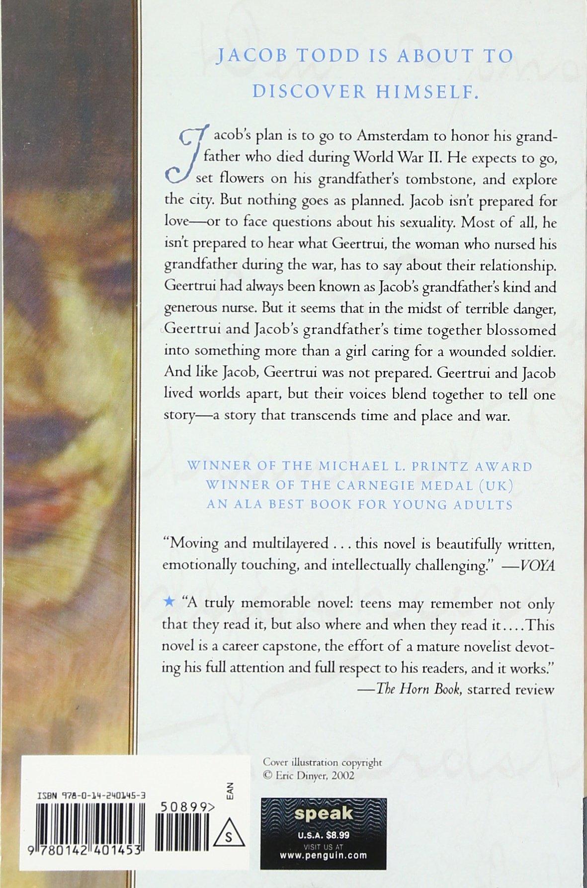 Amazon: Postcards From No Man's Land (9780142401453): Aidan Chambers:  Books