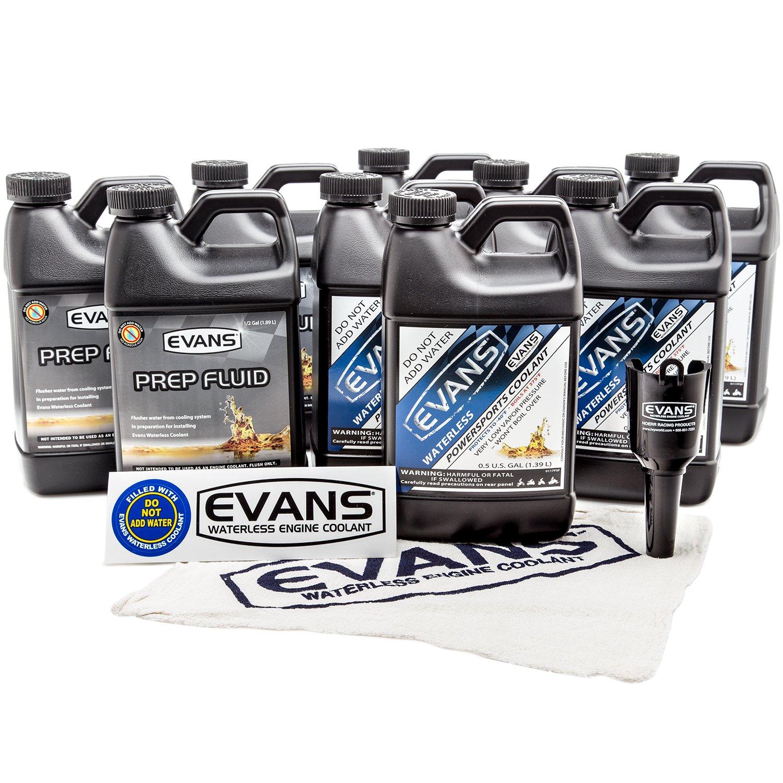 EVANS Waterless Coolant UTV Full Conversion Bundle