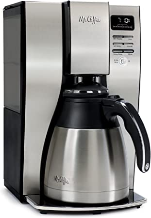 Mr Coffee BVMC PSTX95 10 Cup Optimal Brew The