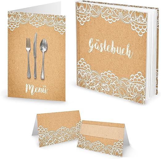 Vintage Herz in Blau 10 x Blanko Platzkarten Namenskarten Tischkarten Geburtstag Hochzeit