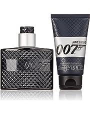 James Bond 007 Duftset Eau de Toilette 30ml + Showergel 50ml, 1er Pack (1 x 80 ml)
