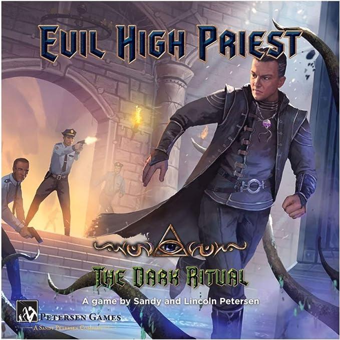 Amazon.com: Evil High Priest: The Dark Ritual Expansion ...