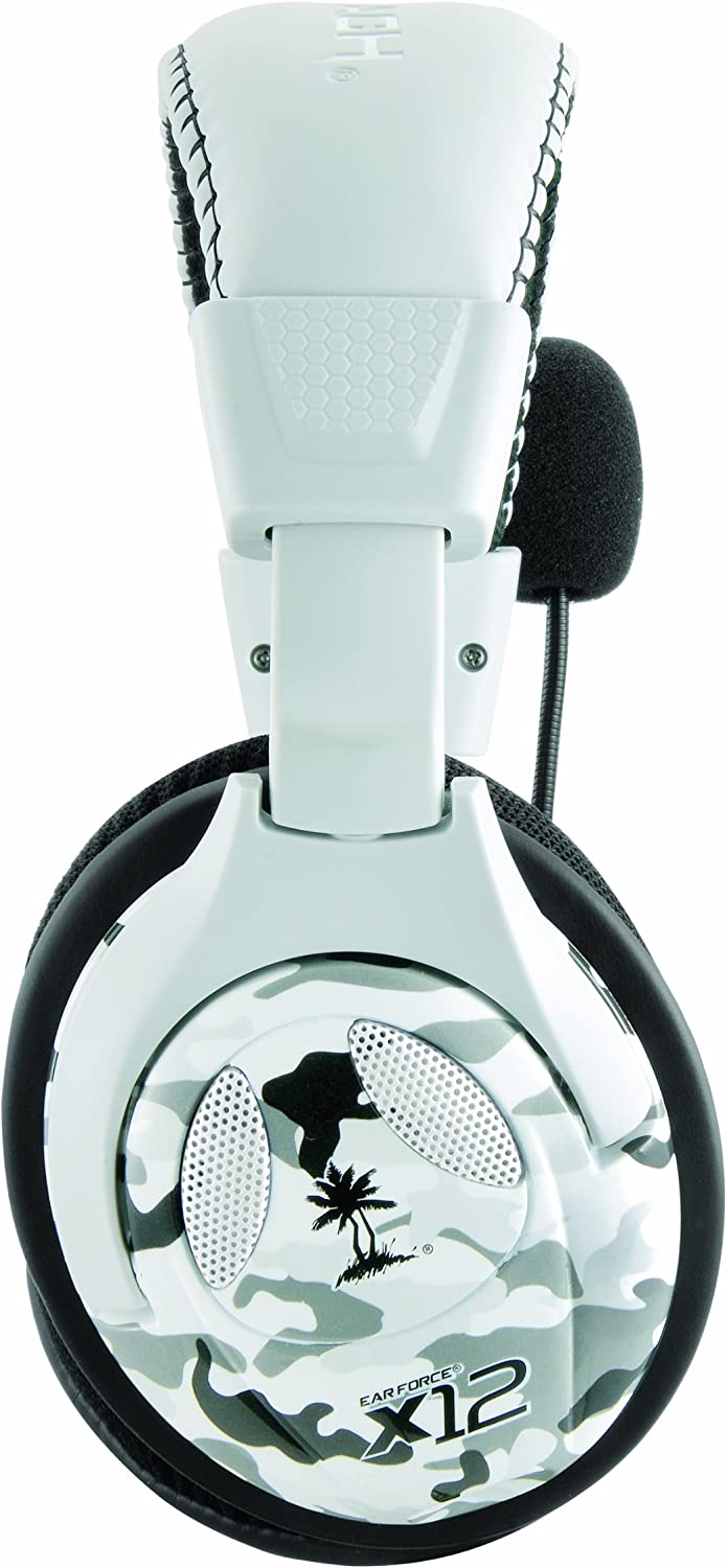 Amazon.com: Turtle Beach - Ear Force X12 Amplified Stereo Gaming ...