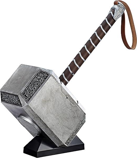 Avengers Thor Power Hammer Game MIB Marvel Comics Mjolnir Hasbro Roleplaying Toy