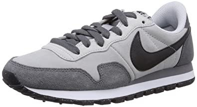 best loved e6649 f79ed Nike Air Pegasus 83, Baskets mode mixte adulte - Gris (Wolf Grey Black