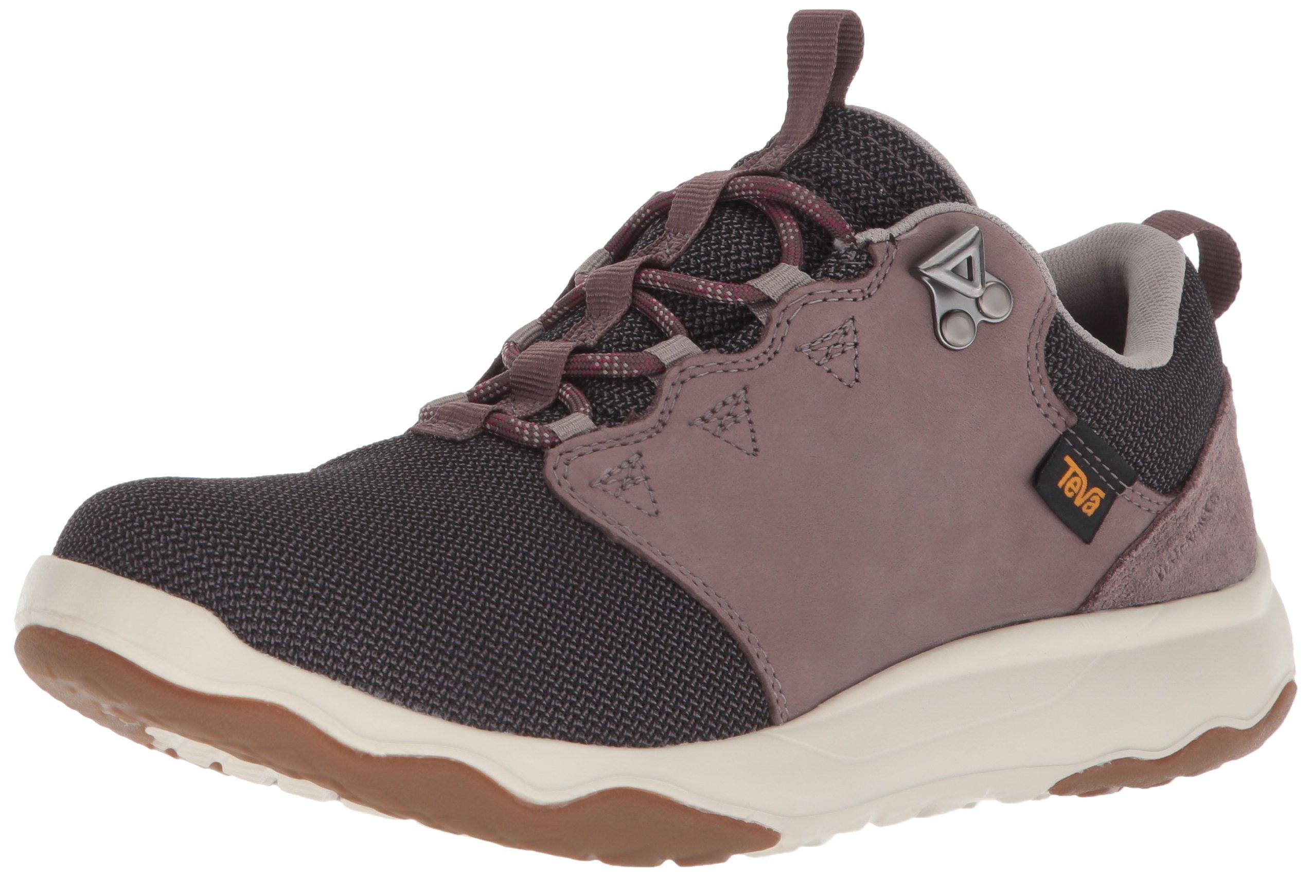 Teva Womens Women's W Arrowood Waterproof Hiking Shoe, Plum Truffle, 9 M US