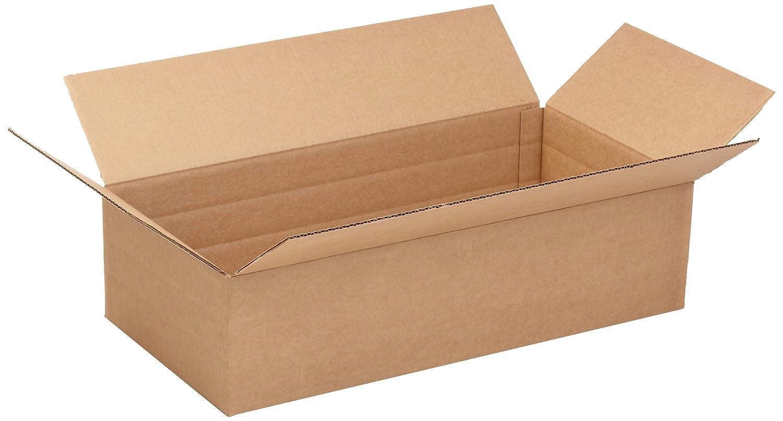 Aviditi MD24126 Multi-Depth Corrugated Box, 24