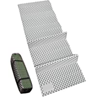 "REDCAMP Closed Cell Foam Camping Sleeping Pad, 22"" Wide Lightweight Folding Camping Pad for Hiking Backpacking, 72""x22…"