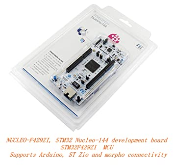 Amazon com: Venel Electronic Component, Nucleo-F429Zi, STM32 Nucleo