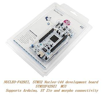 Amazon com: Venel Electronic Component, Nucleo-F429Zi, STM32